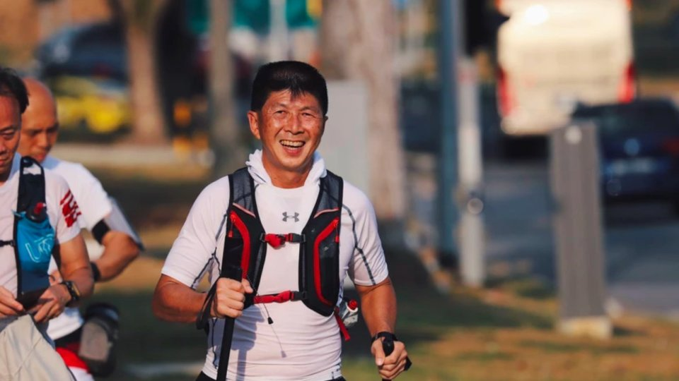 The Story of An Extraordinary Runner Who Ran 200KM For $200,000: Dr. Tan Poh Kiang