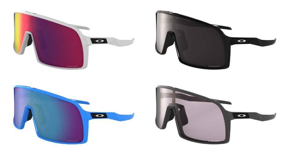 The All-New Oakley® Sutro Could Be Your Next Favourite Sports-Performance Eyewear
