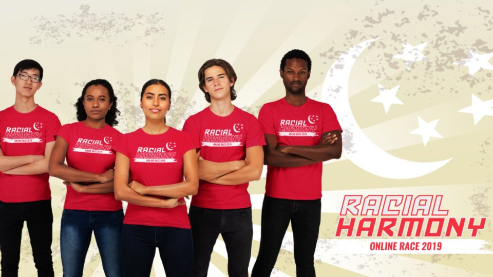 Racial Harmony Online Race 2019: No Online Race Sets Goals This High!