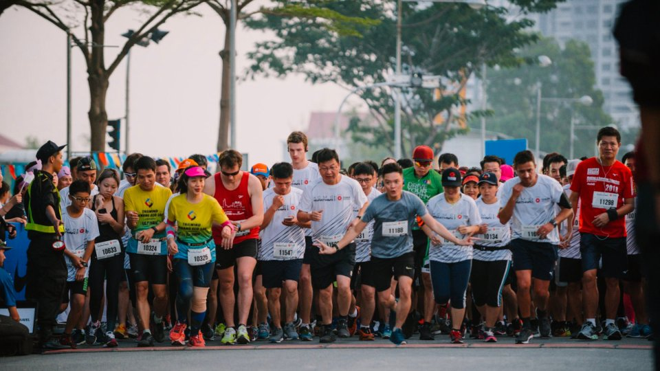HCMC Marathon 2020: The Best Marathon in Vietnam To Start Your Year