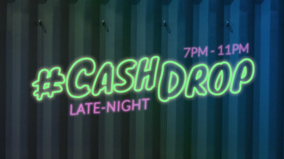 Sentosa Late Night Cash Drop 2019