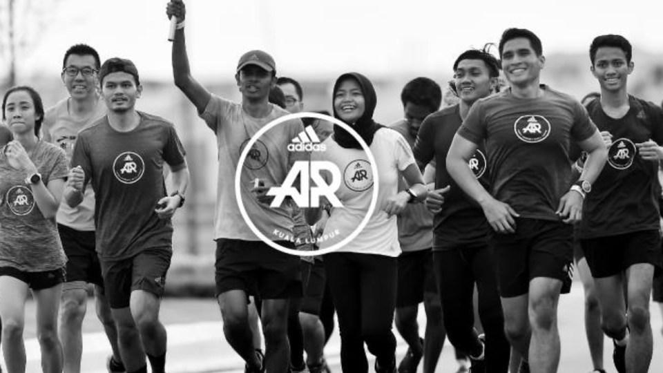 Adidas Runners Kuala Lumpur