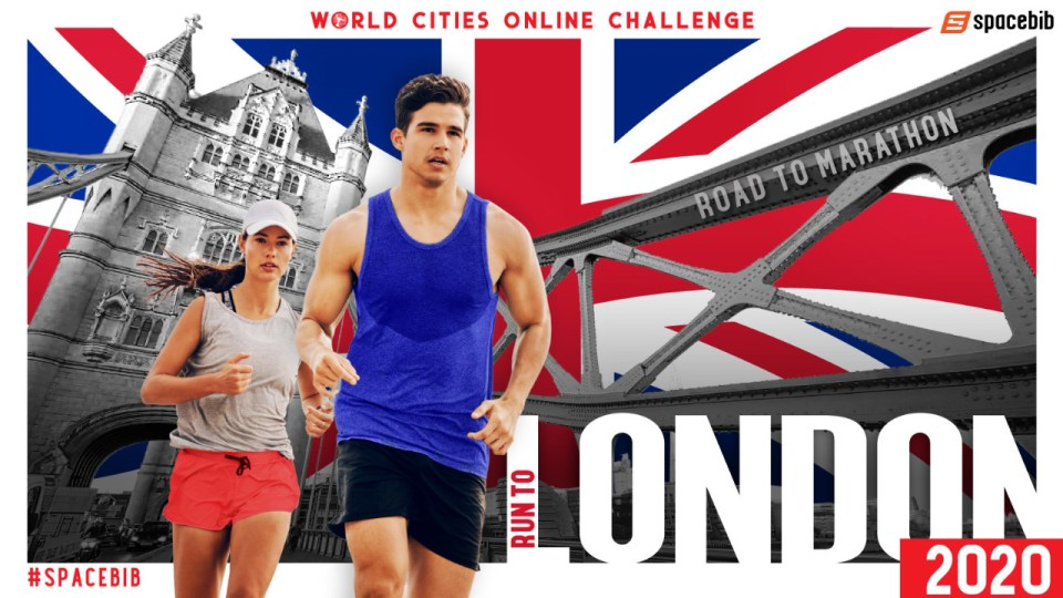 World Cities Online Challenge: Road To London 2020