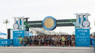 Singapore Marathon 2019 Race Results