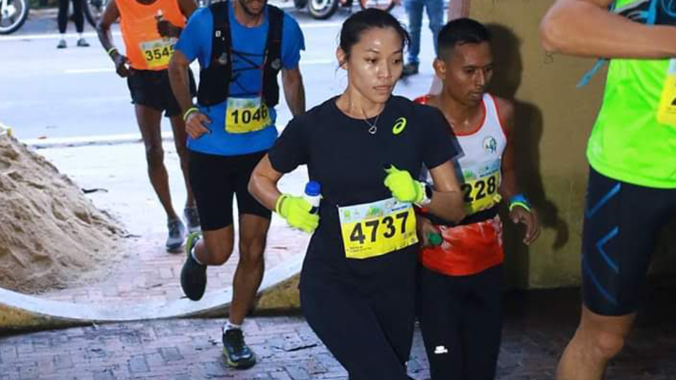 Malaysian Women Marathoners: Giving Up Is Not An Option