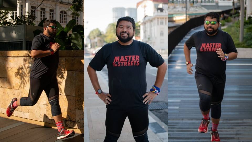 Hafiz Aizat: Running Will Teach You Self Love
