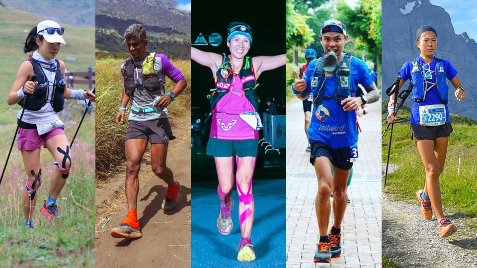 Singapore's Most Inspiring Trail Runners - Part 1