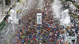 Tokyo Marathon 2020 Due To The Spread Of Coronavirus