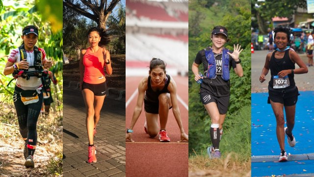 Indonesian Women Marathoners: Running Better During Tough Times