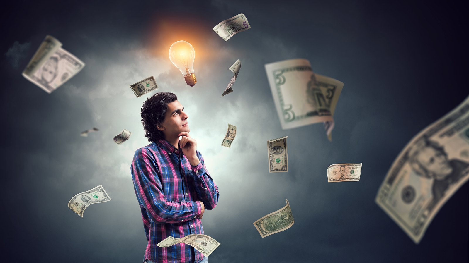 Making Money Without Financial Know-How