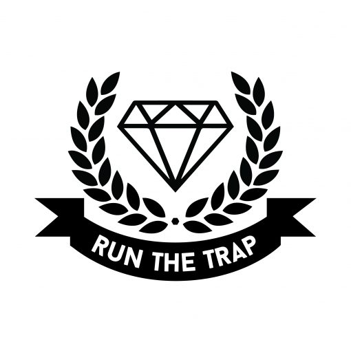 run the trap logo