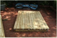 How to Build an Outdoor Swinging Bed- Part Two of Three ...