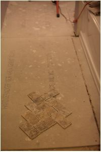 How to Install Tumbled Travertine Tile - Run To Radiance