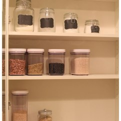 Ikea Freestanding Kitchen Ventless Hood Easy Diy Pantry With Doors From A Billy Bookcase