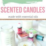 How To Make Scented Candles With Essential Oils Video Post