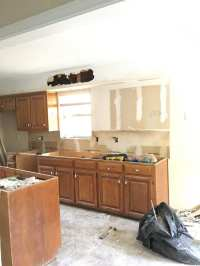 Galley Kitchen Remodel: Small Kitchen Layout on a Budget ...