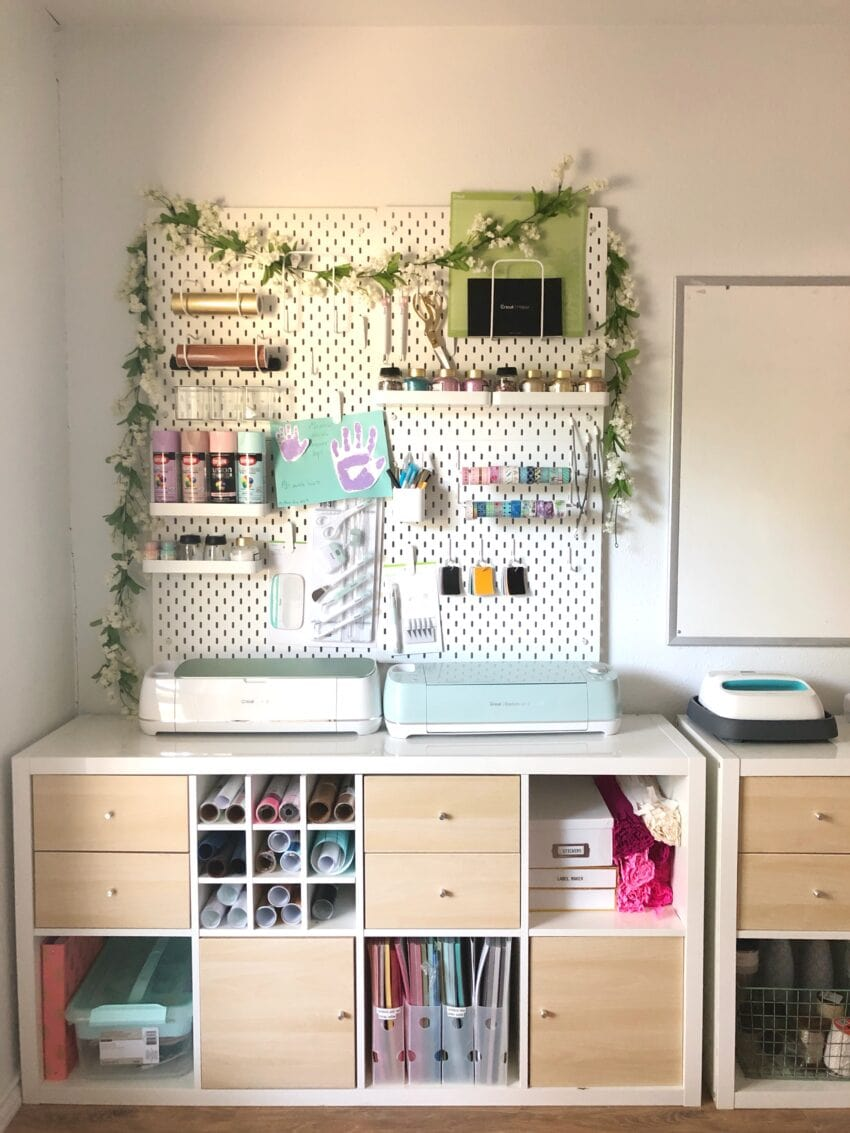 How To Organize A Craft Room My Experience With A Professional Organizer Run To Radiance