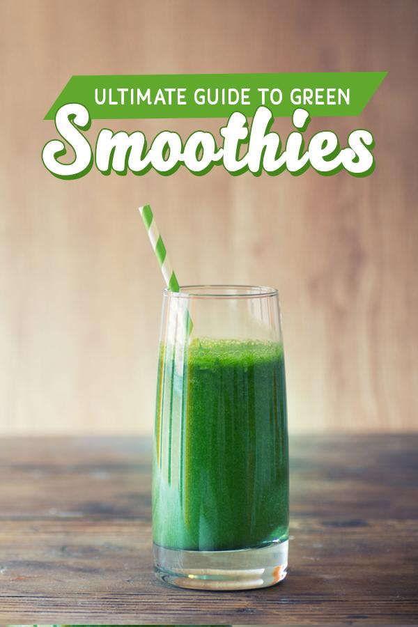 Guía de los mejores batidos verdes: cientos de ideas de recetas, qué agregar para mejorar tu carrera o perder peso