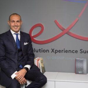Pasquale Natella, Amministratore Delegato di EXS