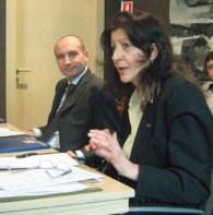 Alessandro Battistini e Nadia Bertaggia