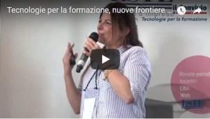 Tecnologie formazione - video