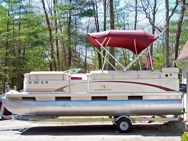05 Bennington 205L Boat For Sale