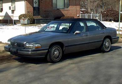 1992 Buick Lesabre For Sale
