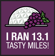 runDisney Wine and Dine Half Marathon 2013 Race Recap