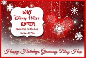 Happy Holidays Blog Hop WINNER!