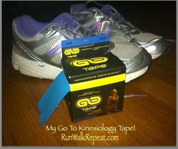 GOTape Premium Kinesiology Tape