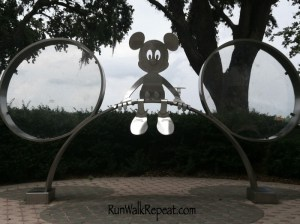 Wordless Wednesday: Hidden Mickey at the Contemporary Resort