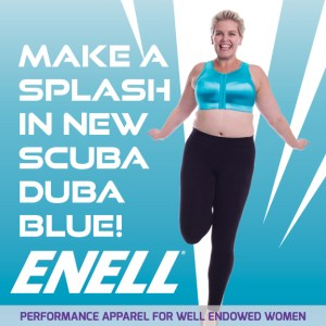 New ENELL Limited Edition Color: Scuba Duba Blue