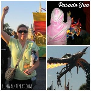 Disney Parade Fun