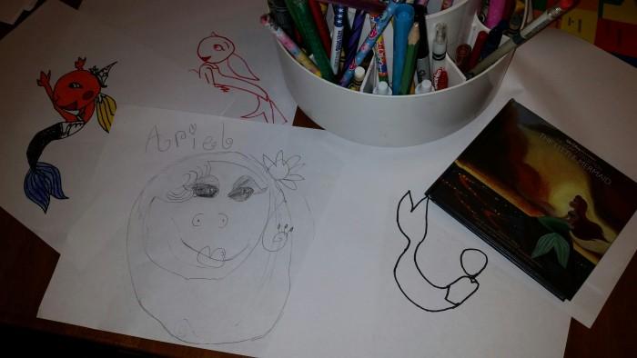 Littlemermaidartwork