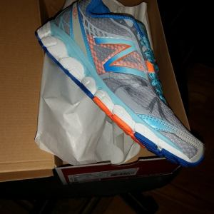 New Balance – Great Shoes and Fabulous Race Attire!