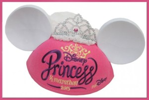 2015 Princess Half Official Merchandise