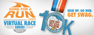 Log Off Shut Down Go Run 10K Virtual Race