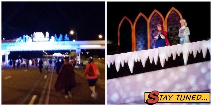 Anna and Elsa Enchanted 10k