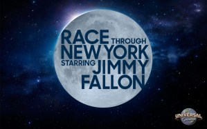 Race Through New York Starring Jimmy Fallon Attraction Coming to Universal Studios Florida in 2017