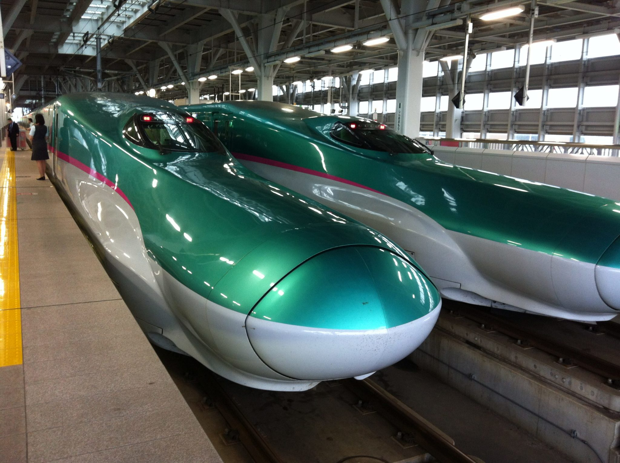 What Airlines Can Learn From Japan S Shinkansen Bullet Trains