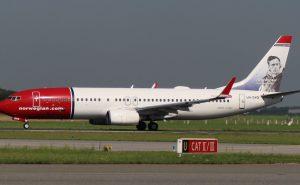 Norwegian intends to use Boeing 737-800 aircraft on its Cork-Boston flights. Image - John Walton
