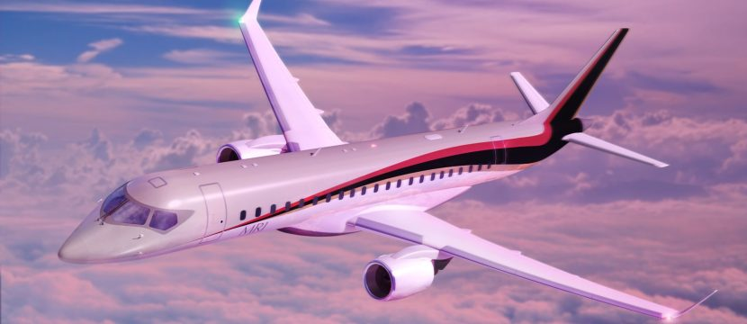 MRJ is also undecided or at least not talking about which connectivity provider they will be using. Image: MRJ