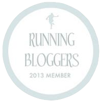 running bloggers badge