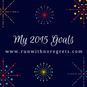 My 2015 Goals