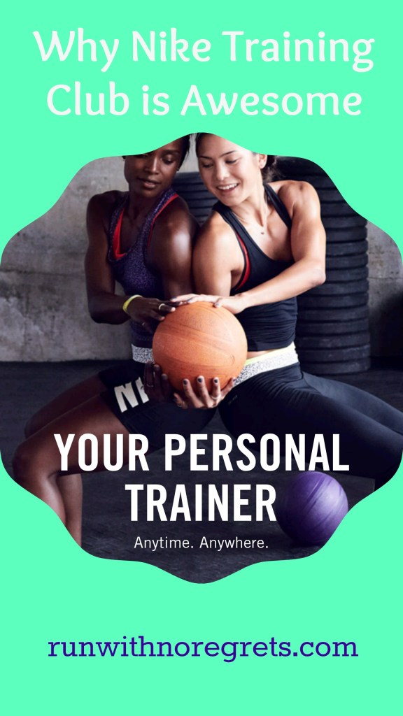 Have you ever tried the Nike Training Club mobile app? It's amazing! Find out what it's awesome by checking out this review. Nike Training Club has workouts for every type of athlete!