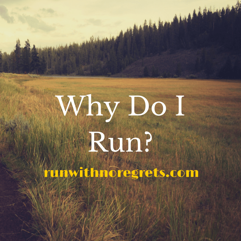 Running has changed my life! Learn the reasons why I run, and see what running can do for you!