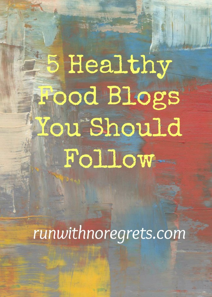 If you want to learn how to make healthy recipes or simply get inspired, check out these awesome healthy food blogs to follow!