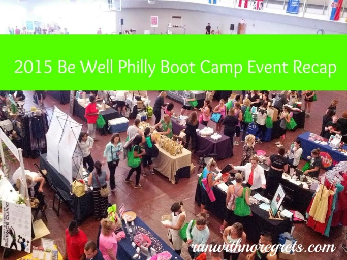 I attended the Be Well Philly Boot Camp sponsored by Philadelphia Magazine, an awesome event all about health and wellness for women! Check out my recap and why you should go next year!