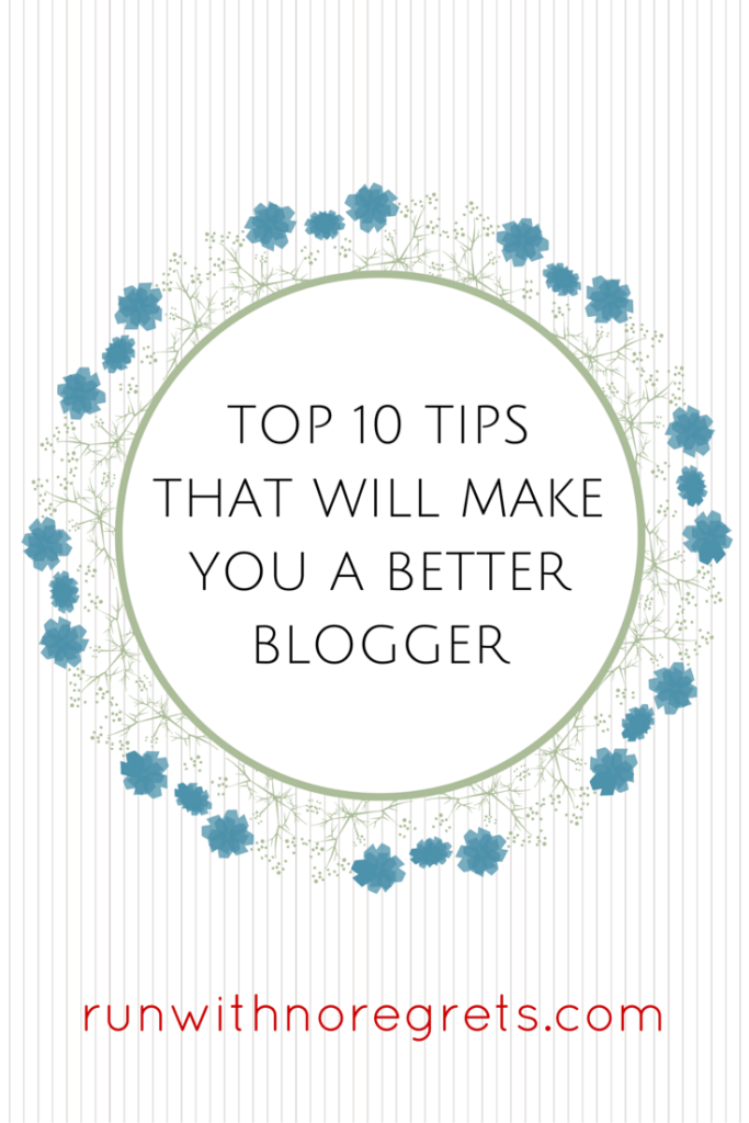 As a blogger, there is always so much to do and learn! If you want to get off to a great start and keep your momentum with your blog, check out these tips!