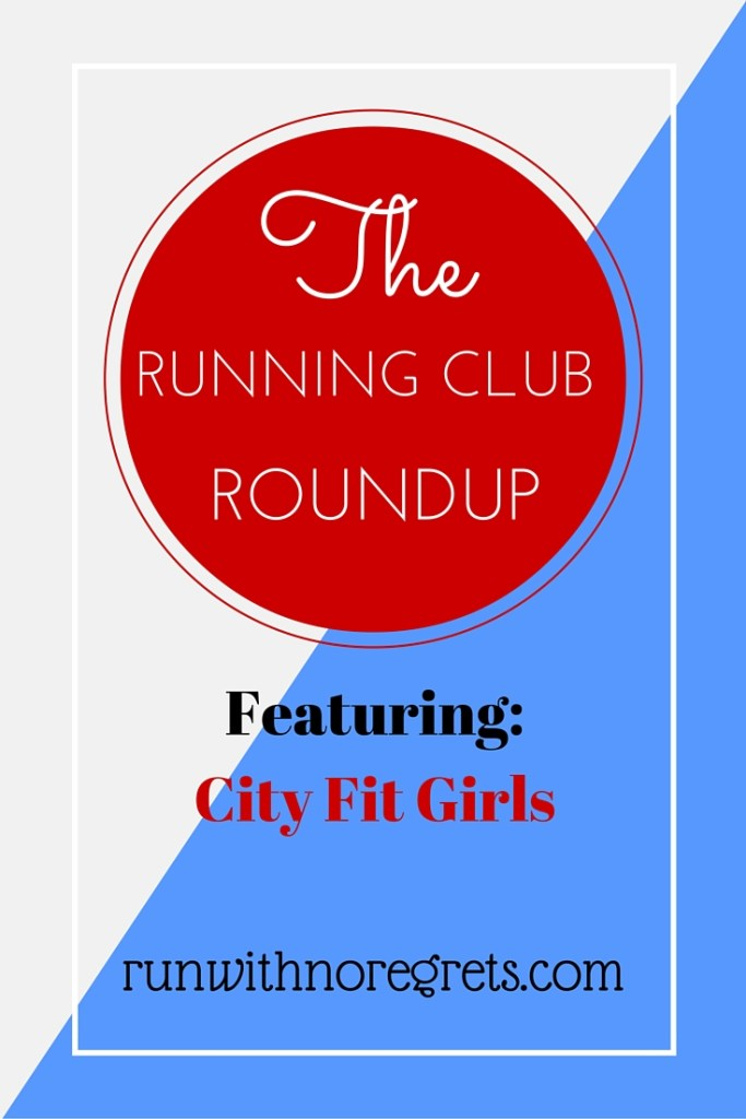 Want to learn more about an awesome running club in Philly? Check out this week's running club Roundup with the City Fit Girls!